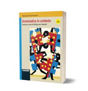کتاب گرامر ایتالیایی Grammatica in contesto