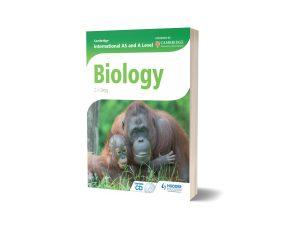 کتاب زیست A/AS Level کمبریج (گزینششده برای IMAT)