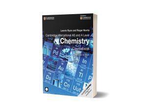 کتاب شیمی A/AS Level کمبریج (گزینششده برای IMAT)
